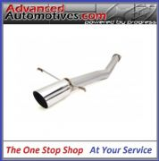 "RCM TEAM ICE EXHAUST REAR SECTION 4.5"" TAILPIPE RCM645"